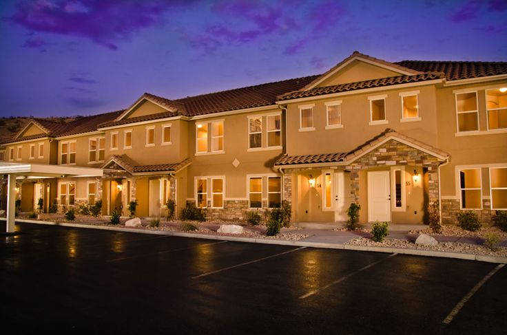 Cottages at fossil hills utah townhomes cottage