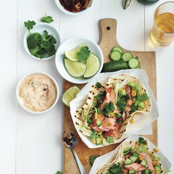 Take on Taco night with flavourful recipes that are a cinch to whip up, and great for easy entertaining. Fine more great recipes at Chatelaine.com