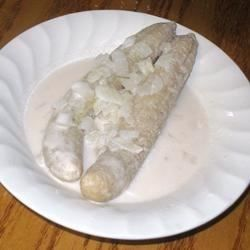 This simple take on a traditional Samoan dish, requires only some unripe bananas, coconut milk, and an onion.