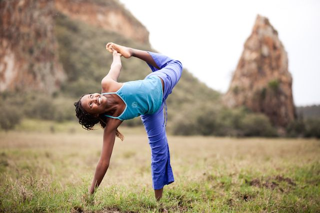 Yoga Is Helping End Poverty in Africa—No, Seriously | TakePart