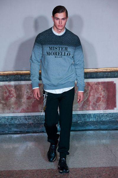 MMU FW 2014-15 – Frankie Morello See all the catwalk on: http://www.bookmoda.com/sfilate/mmu-fw-2014-15-frankie-morello/ #frankiemorello #milan #fall #winter #catwalk #menfashion #man #fashion #style #look #collection #MMU