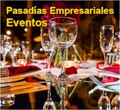 Pasadias Empresariales. Ver mas en http://www.viajeprogramado.com/index.php