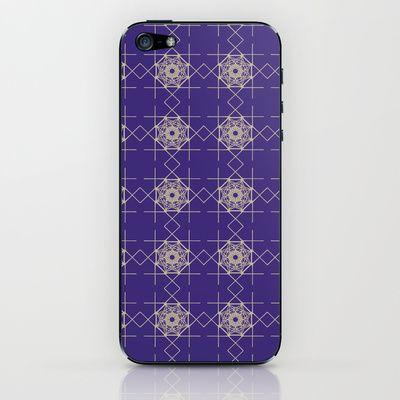 Geometric11 iPhone & iPod Skin by dua2por3 - $15.00