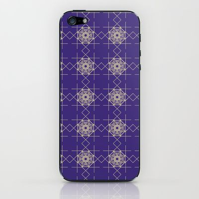Geometric11 iPhone & iPod Skin by dua2por3 - $15.00