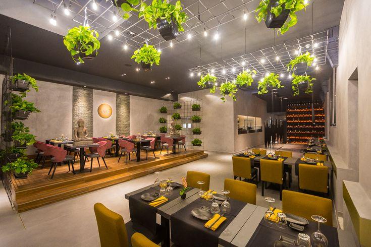 Oltre 25 fantastiche idee su design per interni ristorante for Arredamento ristorante italia