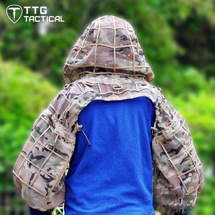 32.13$  Watch here - http://alitx3.shopchina.info/1/go.php?t=32732271157 - Tactical Ghillie Suit Foundation GHillie Hood for Airsoft Paintball Hunting Camouflage Military Sniper Top Ghillie Suit  #aliexpress