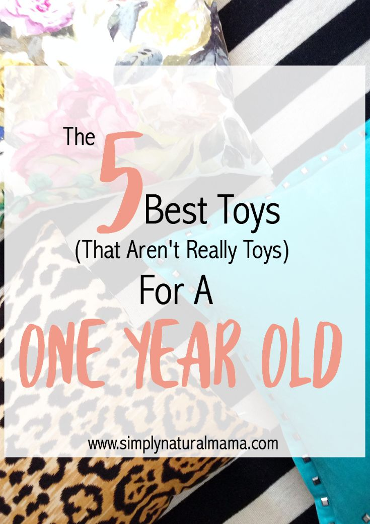 These are 5 really cute ideas to turn ordinary stuff around your house into toys. I will have to remember this!