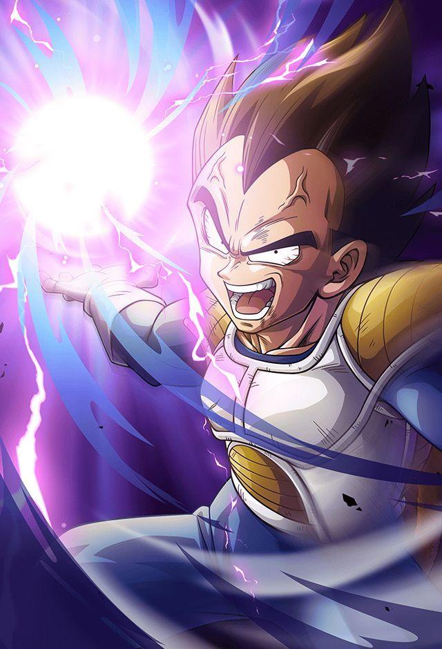 Vegeta Saiyan Saga Card Bucchigiri Match By Maxiuchiha22 On Deviantart Anime Dragon Ball Super Dragon Ball Artwork Dragon Ball Art
