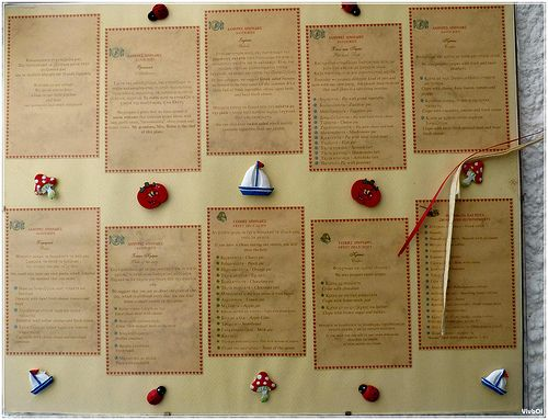 Le menu - pezoula - lefkés @pezoula_paros