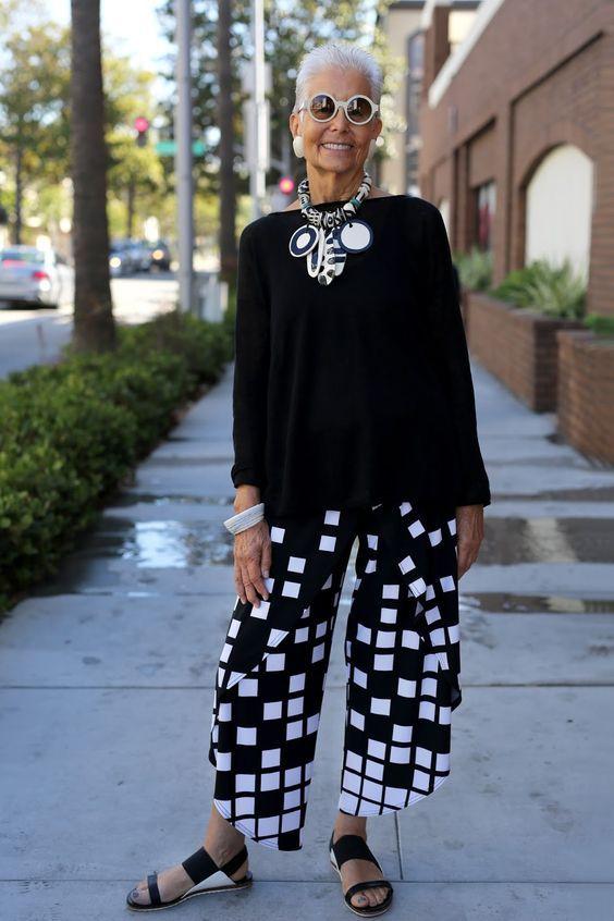 Sinnliche Mode für ältere Frauen in der modernen Welt mature_women_hairstyles_… – Allgaeuerin