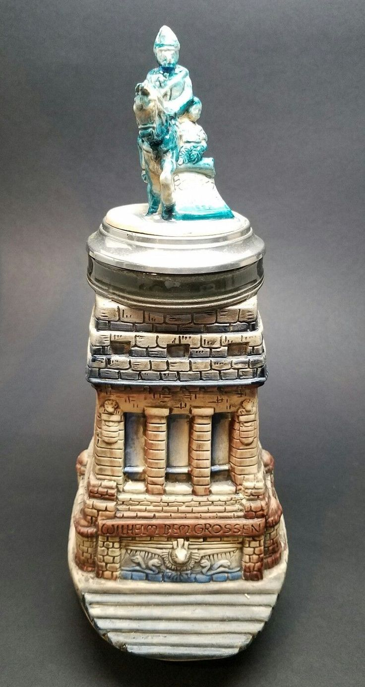 Lid german beer mug hinged lid gaming computer desk ideas - Toyo German Style Music Box Beer Stein Made In Japan W Metal Lid How Dry I Am Vintage Games And Collectibles Pinterest Music Boxes Vintage Games And