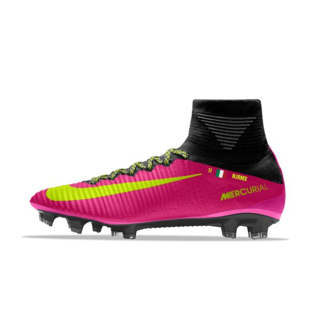 Nike Mercurial Superfly V FG iD Botas de fútbol para terreno firme - Hombre