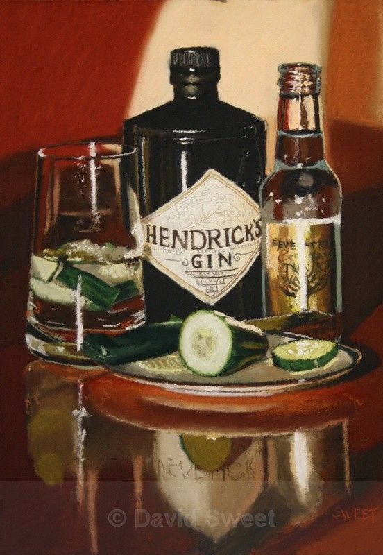 Hendrick's reflections - Paintings