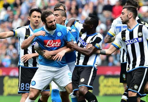 Sarri backs Higuain after red-card fury