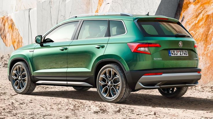 2020 Skoda Karoq Scout Introduction Review in 2020