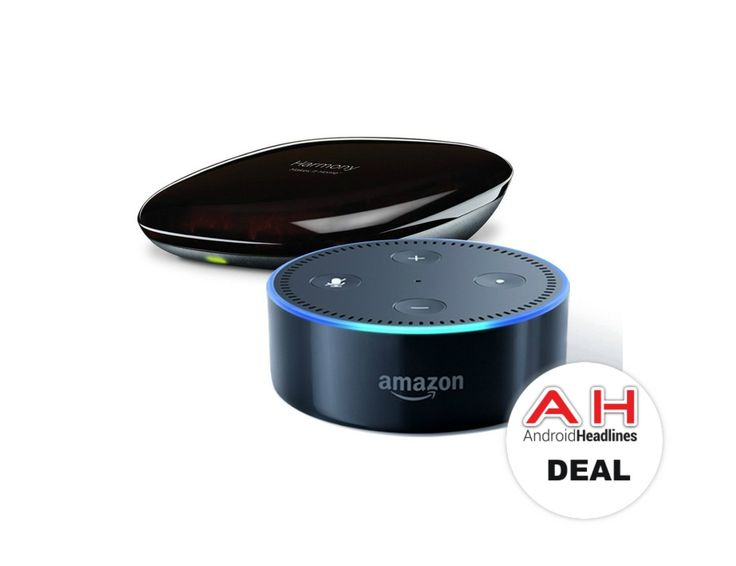 Deal: Amazon Echo Dot & Logitech Harmony Hub Bundle for $89 – 1/2/17 #Android #Google #news