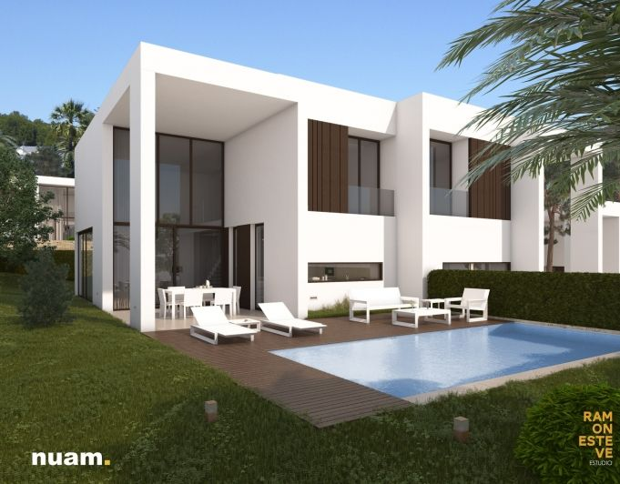 Die besten 20+ Villa luxe Ideen auf Pinterest | Villa, Luxus villa ...