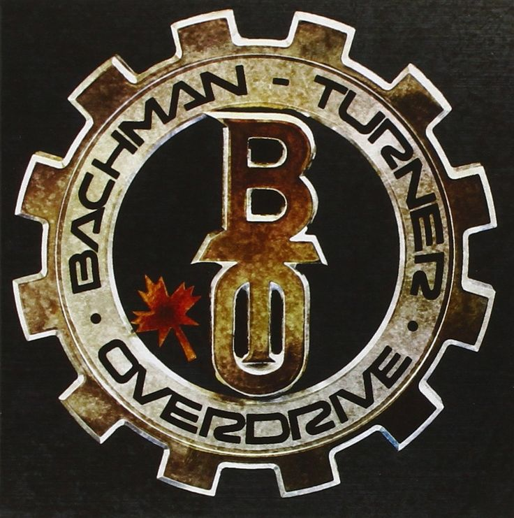 Bachman-Turner Overdrive - Boxset (Caroline Records)
