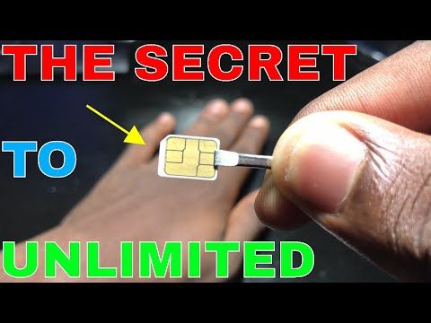 How to Get unlimited Mobile Data free | Unlimited Data | Get