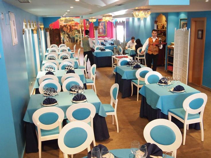 Restaurante Swagat c/ Núñez de Balboa