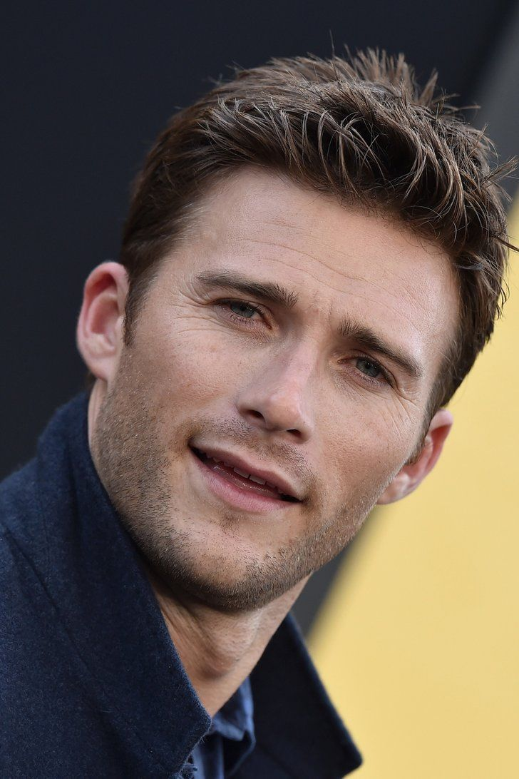 Scott Eastwood Hangs Out With Some Teletubbies On His Fast 8 Press tour