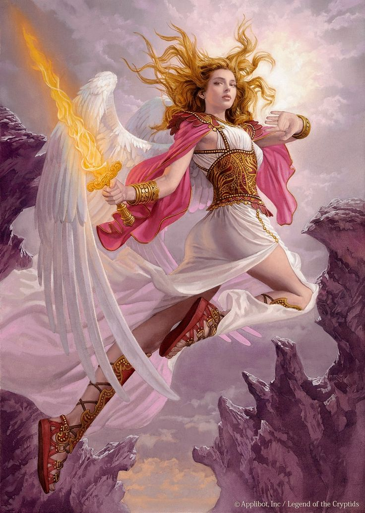 Image result for archangel ariel fantasy art