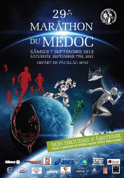 Bordeaux Wine Marathon - Bucket list: A marathon on each continent (Europe)