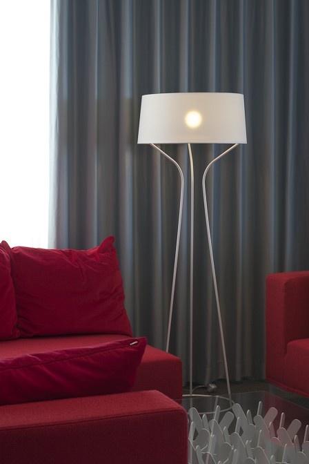Aria floorlight by Claesson Koivisto Rune for Örsjö at SLs Kungsholmen by PS Architects