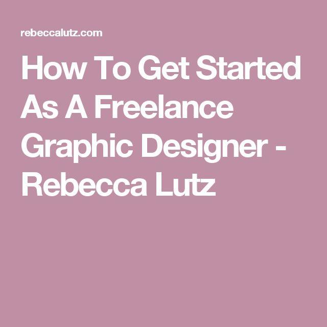 Best  Freelance Graphic Design Ideas On   Freelance