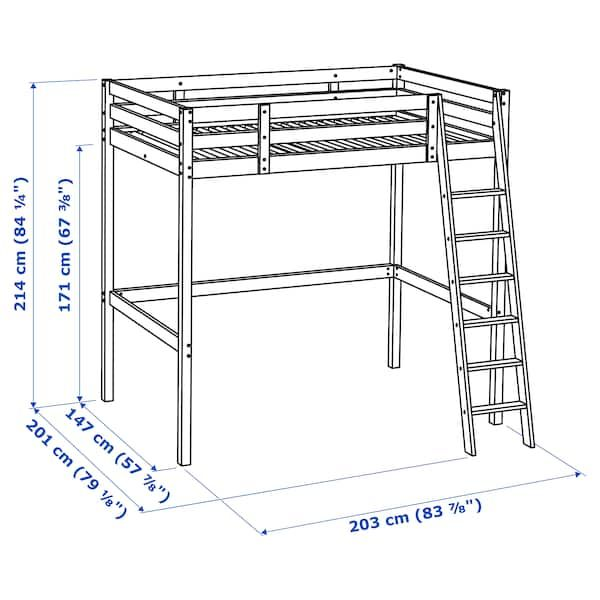 ikea twin bunk bed instructions
