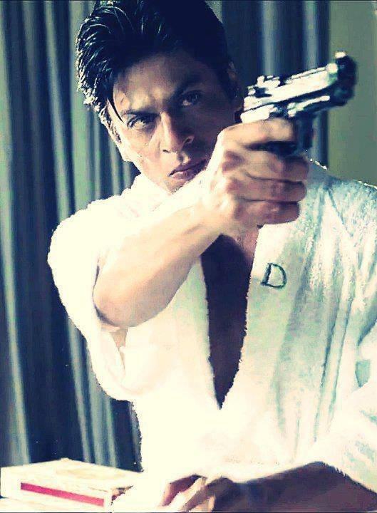 Shah Rukh Khan. SRK in Don