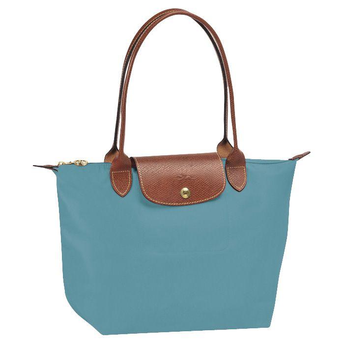blue Longchamp
