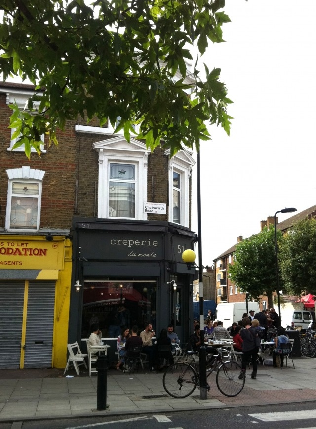 Chatsworth Road, Hackney