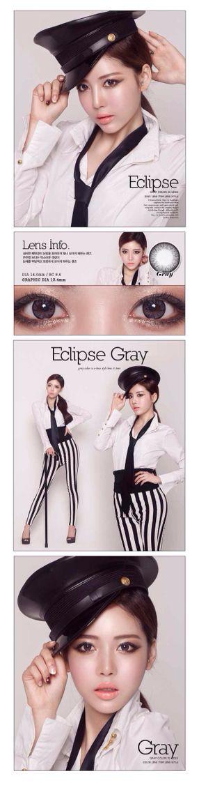 O-lens eclipse gray