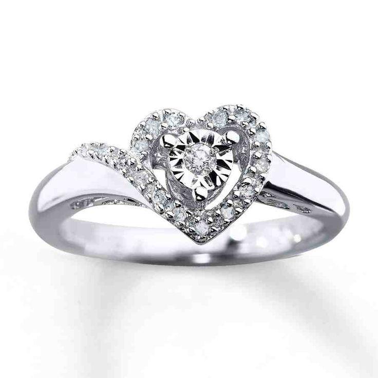 cheap diamond engagement rings under 100 - Wedding Rings Under 100