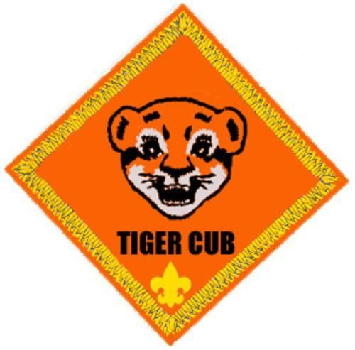 Tiger Cub Scout Badge link to ideas for den meetings
