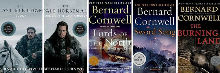 Last Kingdom Series by Bernard Cornwell: This is the exciting — yet little known — story of the making of England in the 9th and 10th centuries, the years in which King Alfred the Great, his son and grandson defeated the Danish Vikings who had invaded and occupied three of England's four kingdoms.   Historical fiction based on real events   English history