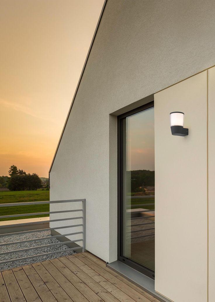 1000 id es sur le th me applique exterieur sur pinterest for Luminaire exterieur facade