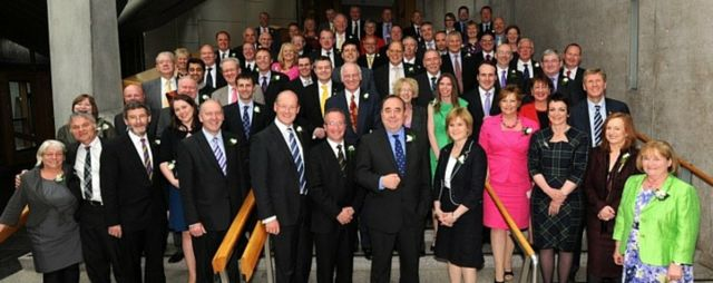 Are the SNP about to break the Holyrood voting system (again)? | ERS