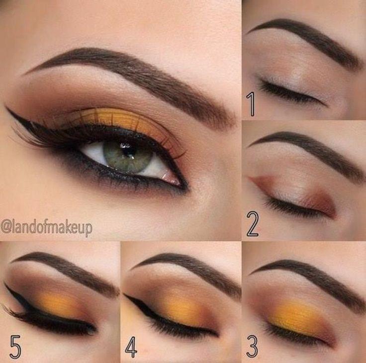 Zjawiskowy makijaż