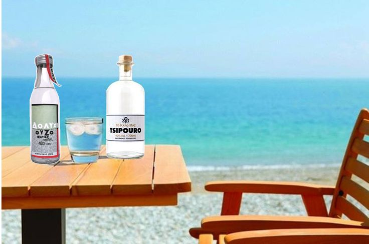 the only dilemma is: Ouzo or tsipouro? http://www.greek-bees.com/ouzo-dolixi-ikaria-700ml.html