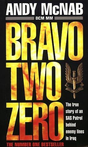 """Real life """"Jack Bauer"""" British SAS soldier Andy McNab's encounter in Iraq during the first gulf war."""