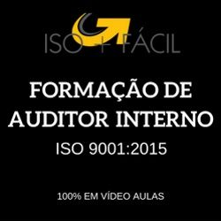 Auditor Interno - ISO 9001:2015