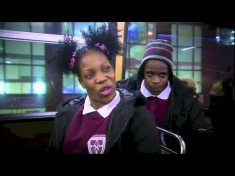 Little Miss Jocelyn - Sharonisha has a beatboxing battle with Colin Salmon