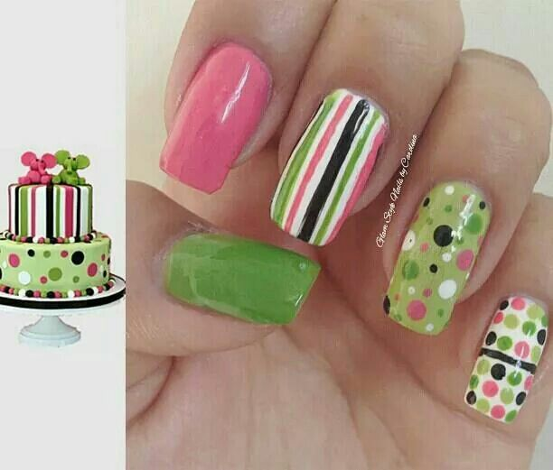 Cake Fondant Nails: 37 Best Nail Polish For Porcelain Skin Images On Pinterest