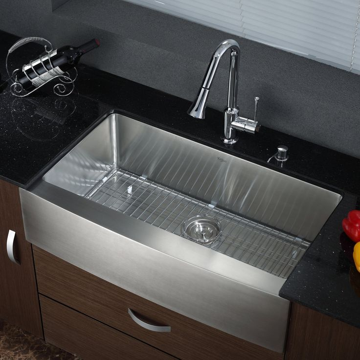 Best Price To Buy Kraus Single Lever Pull Out Kitchen Faucet Online From  Our Exotic Home Expo Website. See Our Other Kraus Products.