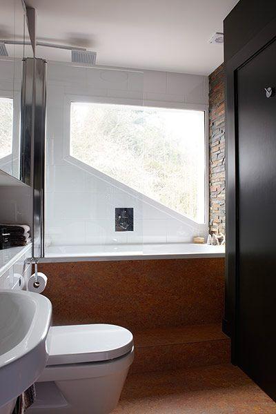 The 25 best cork flooring bathroom ideas on pinterest for Bathroom designs cork