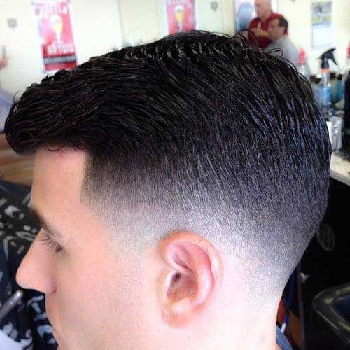 15+ Mens Tapered Haircuts | Men Hairstyles