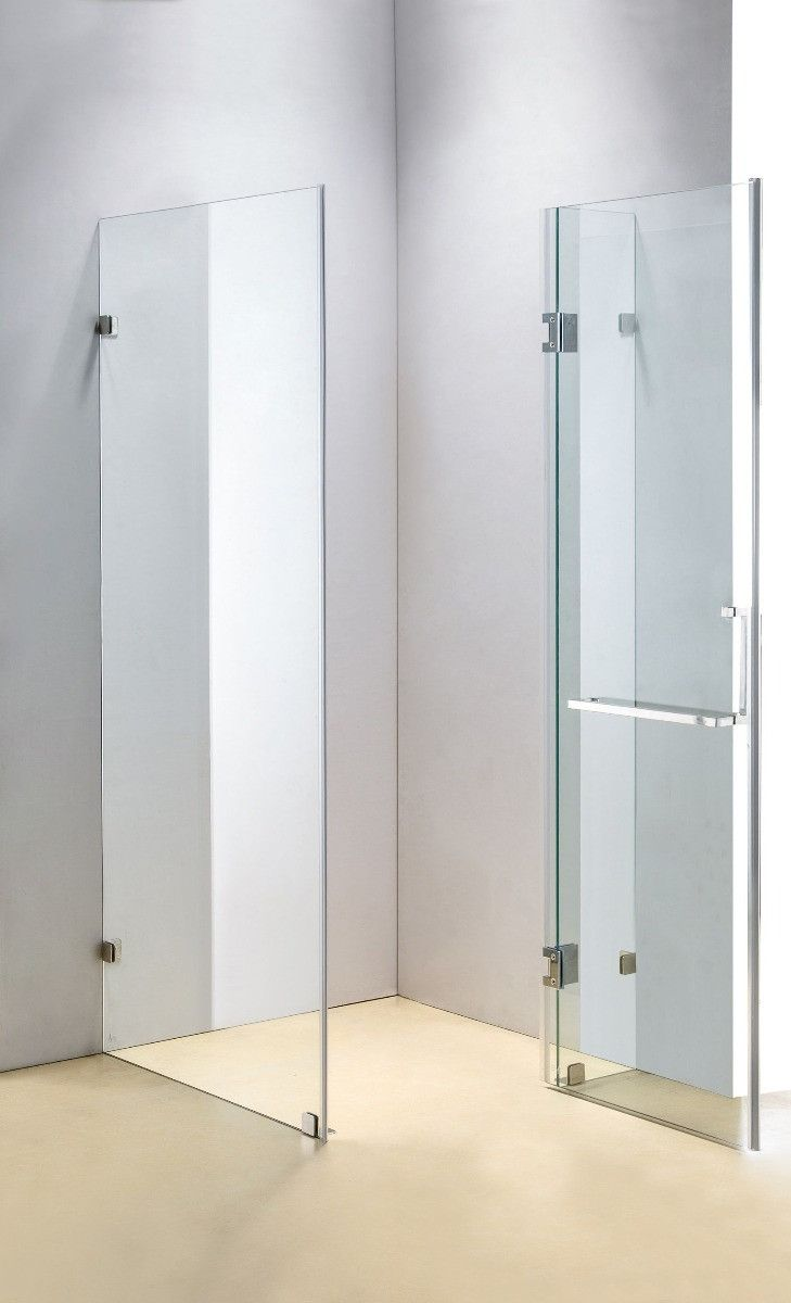 900 X 900mm Frameless 10mm Glass Shower Screen By Della Francesca In 2020 Glass Shower Shower Screen Frameless Shower