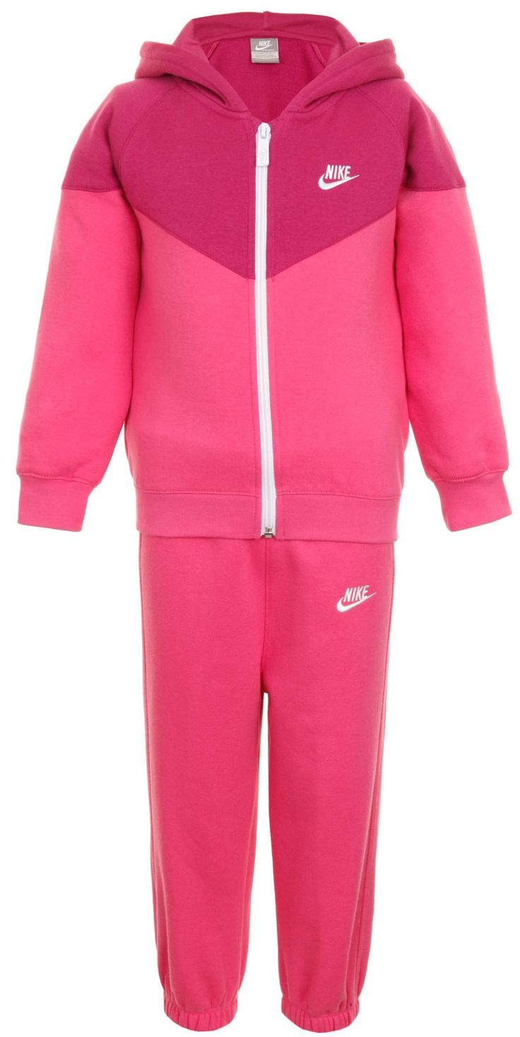 Nike Unisex 482004 Pink Infant Tracksuit Perfect For
